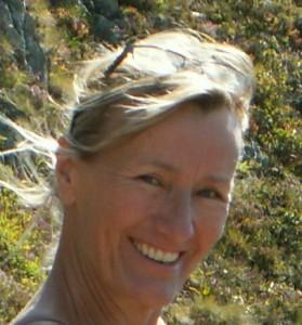 Yogainstruktør Merete Hansen